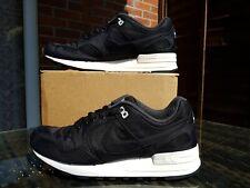 Nike running jogging Pegasus 89 TXT Textile 2015 Trainers Size 7 black ref7P87