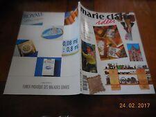 REVUE MARIE CLAIRE IDÉES N° 6 - SEPTEMBRE 92