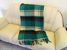 couverture couverture laine vierge fersehdecke 140x220 cm, 100% laine d'agneau