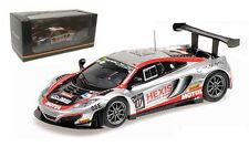 Minichamps McLaren MP4-12C GT3 #107 'Hexis Racing' 24h Spa 2013 - 1/43 Scale