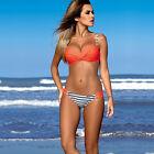 Womens Sexy Swimwear Bikini Set Swimsuit Beach Dress Push Up Padded Bathing Suit