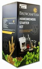 Homebrew DELUXE BREWCRAFT STARTER BREWERY KIT (PET Carboy And Stainless Kettle)