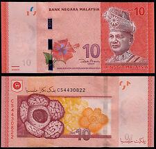 MALAYSIA 10 RINGGIT (P53) 2012 UNC