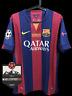 Maglia Messi Barcellona Finale 2015 - Calcio Vintage Retro Final Barcelona Barca