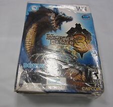 Monster Hunter 3 Tri with Wii Classic Controller Pro for Nintendo Wii