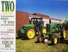 John Deere Model M Tractor Two Cylinder magazine