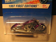 Hot Wheels 1997 FIRST EDITION SCORCHIN SCOOTER