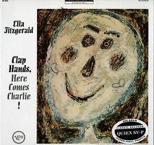 MG VS-4053 Ella Fitzgerald - CLAP HANDS HERE COMES CHARLIE 200g Vinyl LP SEALED