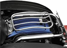 Motherwell - MWL-430 - 7 in Chrome Solo Luggage Rack 49-2221 1510-0042
