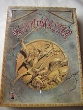 BLOOD MASTER devil's den GAME  new neuf JEU RARE