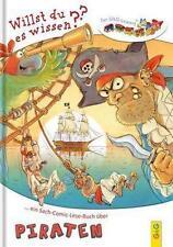 Ein Sach-Comic-Lesebuch über Piraten von Tatjana Weiler (2012, Gebundene...