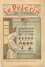 Tableau de Commande Four Hôpital d'Argenteuil Val-d'Oise Cuisine Moderne 1933