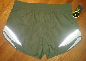 "Athletic Works Women's 5"" Inseam Shorts NWT XL 16-18"