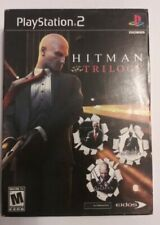 Hitman Trilogy (Sony Playstation 2 PS2) BOX SET Blood Money Contracts