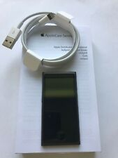 Apple iPod nano 7th Generation Space Grey (16GB) - New with warranty 