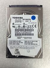 Hard Disk Drive HDD spares parts FAULTY TOSHIBA 160GB MK1655GSX HDD2H25 UL01