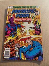 Fantastic Four  212 . Galactus Vs High Evolutionary. Marvel 1979 -  FN / VF