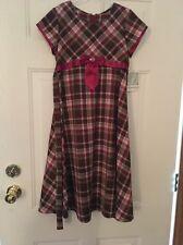 Girls Dress By Bonnie Jean, Size 8