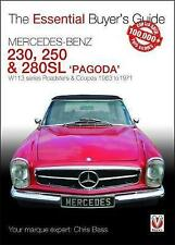 Mercedes Benz Pagoda 230SL, 250SL & 280SL roadsters & coupes by Chris Bass | Pap
