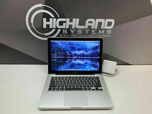 Apple MACBOOK PRO 13 Laptop / 3.4GHz i7 / 8GB RAM 256GB SSD / WARRANTY /