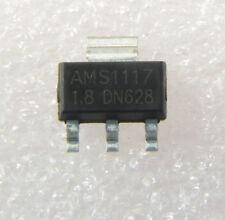 20PCS AMS1117-1.8 AMS1117 LM1117 1.8V 1A SOT-223 Voltage Regulator IC NEW