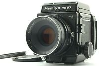 【N MINT+5】 Mamiya RB67 Pro S + Sekor C 127mm f/3.8 Lens 120 Film Back From JAPAN
