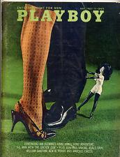 Playboy may 1965 ed.USA Maria McBane Stella Stevens Barbara Bouchet