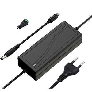 12V/24V 3A/5A/10A Trafo Netzteil Netzadapter Driver f.LED SMD RGB Strip Streifen