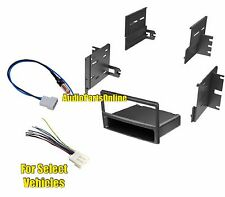 2007 2008 2009 2010 2011 For Some Nissan Cube Versa Single Din Dash Install Kit