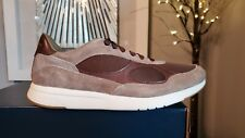 🔥100% Auth Men Cole Haan GrandPrø Classic Running Sneaker in Soft Sage/Brown 🔥