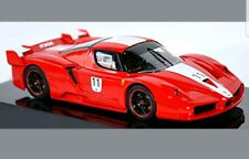Ferrari FXX F140 Coupe 2005-06 #11 red red 1:43 Hot Wheels Elite rare