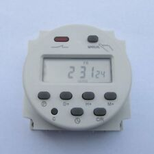 AC 220V-240V 16A LCD Digital Power Programmable Timer Time Relay Switch 50-60Hz