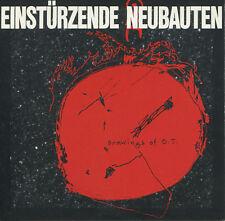 CD- Einsturzende Neubauten- Drawings Of O.T.- 1988 PVC US- PVCD 9902