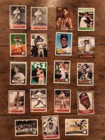 Rare Baseball Card Collection. Mixed lot. Free Shipping!