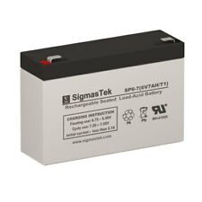 Enduring 3FM7 6 Volt 7Amp Hour Replacement Battery