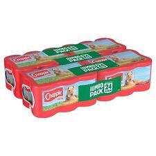 Chappie Dog Tins Original Chicken & Rice 24 x 412g