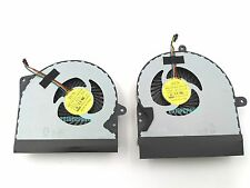 New for Asus G751 G751J G751JM twin cooling fans (L+R) 5V Thickness 14MM