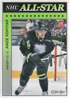2015-16 O-Pee-Chee All-Star Glossy #AS-7 Anze Kopitar Los Angeles Kings