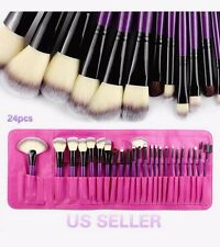 Brushes Powder Foundation Set Soft Eyeshadow Pro 24 Pcs Make Up Makeup Tool