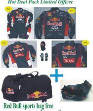Red Bull  Hobby Go Kart Race Suit Full Set