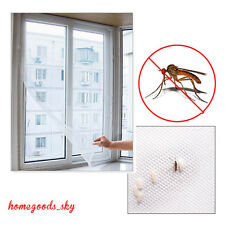New Magic Magnetic Insect Door Mesh Net Screen Bug Mosquito Fly Curtain In White