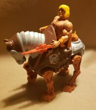 Masters of the Universe STRIDOR Robotic He-Man Horse Vintage Origins Figure MotU