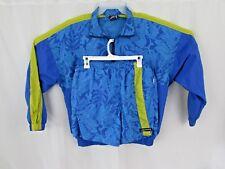 Vtg 90's Lineshots Surf Style Windbreaker Jacket with Shorts SZ Medium EUC