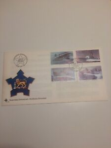 South Africa stamps 1982 FDC Anniversary of Simonstown as Naval Base
