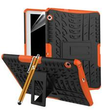 Huawei MediaPad T3 10 Tablet Case, HeavyDuty Tough Armour Rugged Shockproof Case