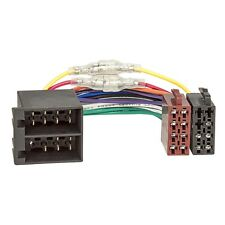 Auto Radio Adapter Kabel ISO Stecker OPEL Astra F G Corsa A B C Vectra A B