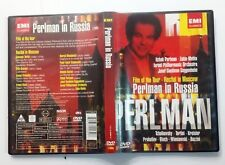 70521 DVD - Perlman in Russia - Film of the Tour - Recital in Moscow - 2 dischi