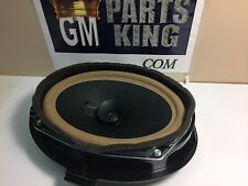 GM OEM Stereo Audio Radio-Rear Speaker Right 25911068