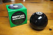 Vintage Avon Decanter Bottle with original Box – 1973 Eight Ball