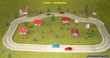 Faller AMS -  Autorennbahn  Autobahn